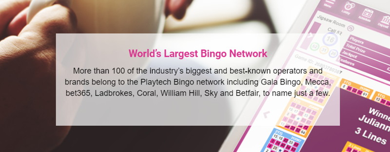 playtech worlds largest bingo network