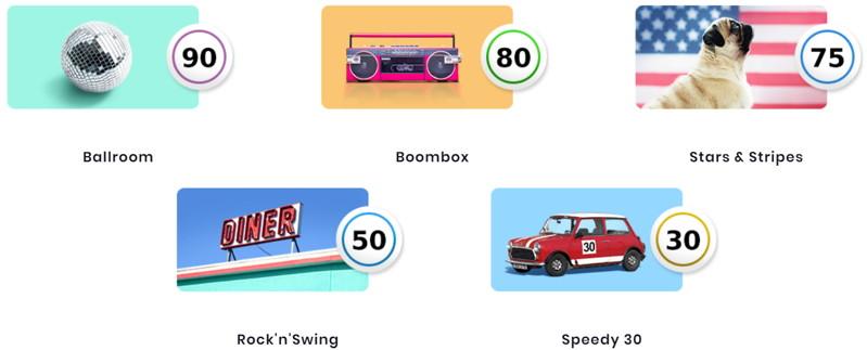 pragmatic play bingo games