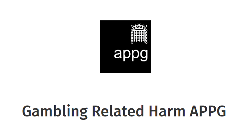 Gambling related harms appg