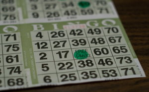 bingo 75 game card screenshot