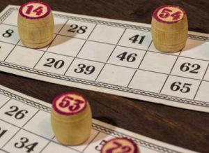 bingo lotto card screenshot