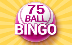 75-ball bingo screenshot