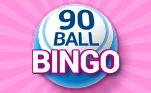 90-ball bingo screenshot