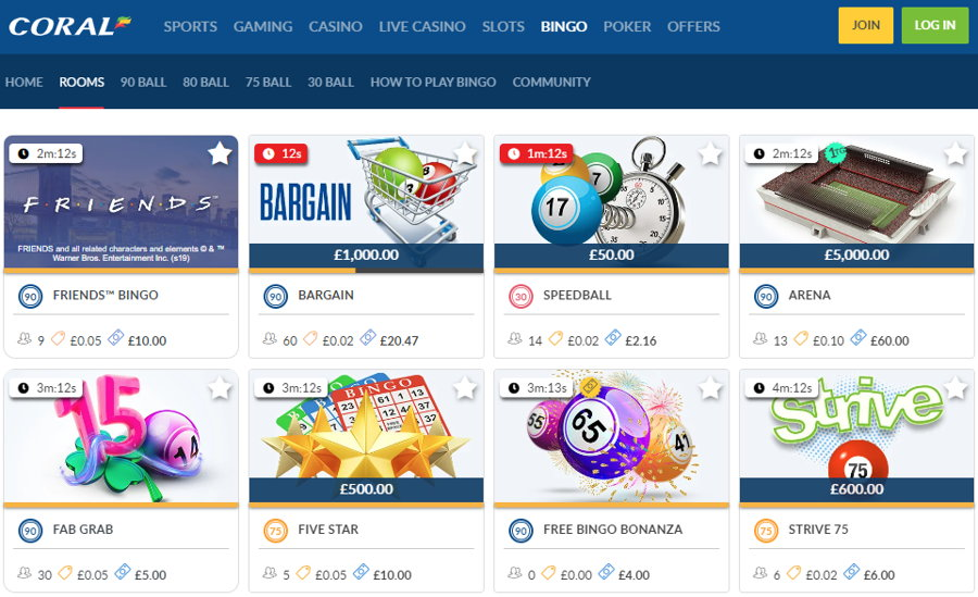 Why Have All The Coral and Ladbrokes Bingo Games Changed?