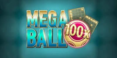 Mega Ball logo