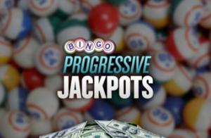 bingo progressive jackpots screenshot
