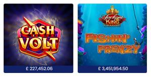 progressive slots screenshot