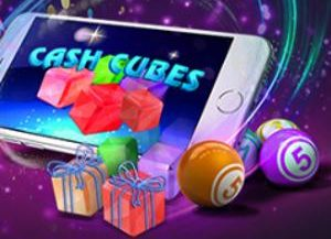 cash cubes mobile app screenshot