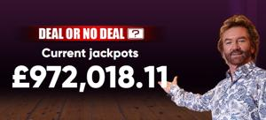 deal or no deal jackpot screenshot