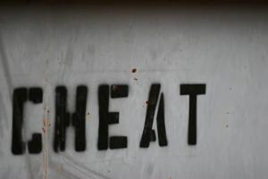 cheat sign screenshot