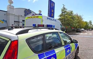 gala bingo police raid screenshot