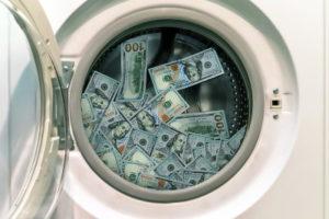 washing machine dollars