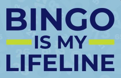 bingo is my lifeline logo