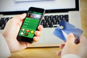 credit card gambling