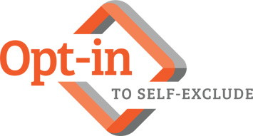 self exclude opt in logo
