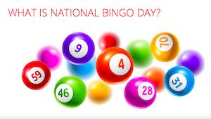 national bingo day logo screenshot