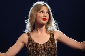 Taylor Swift screenshot