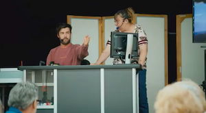jack Whitehall bingo scene screenshot