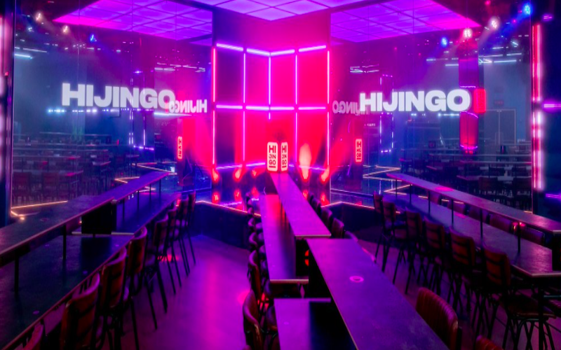 Welcome to the world of 'Hijingo' – The futuristic new bingo concept about to take the UK by storm
