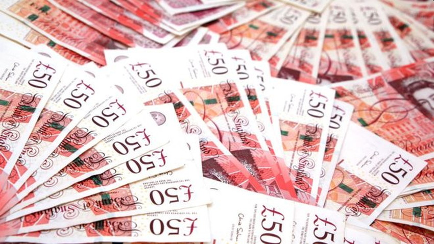 £50k cash